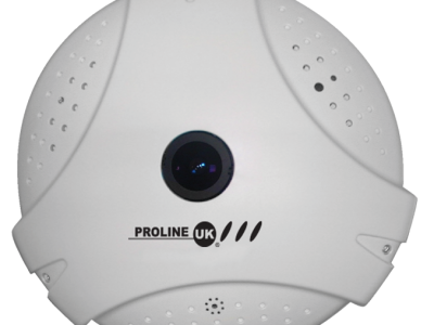 PR-8079 FE 5 MP Fish Eye Camera