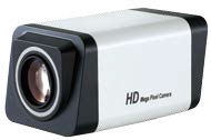 PR-HD 1930 ZBX IP Box Camera